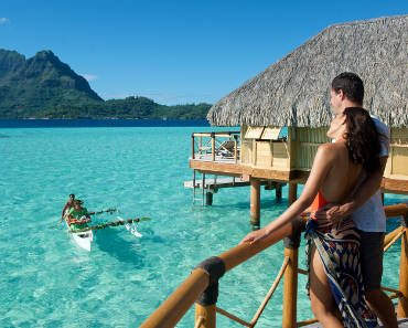 ROMANTIC IDEA BORA BORA RESORT