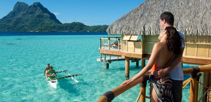 Inclusions All Flights Stays Incl HALFBOARD At LUXURY RESORTS ALL TRANSFERS HONEYMOONERS AMENITIES Tahiti 1nt Moorea 3nt Bora