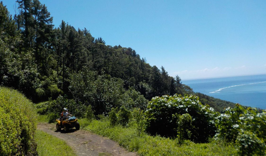 best atv tour in Moorea for your vacation