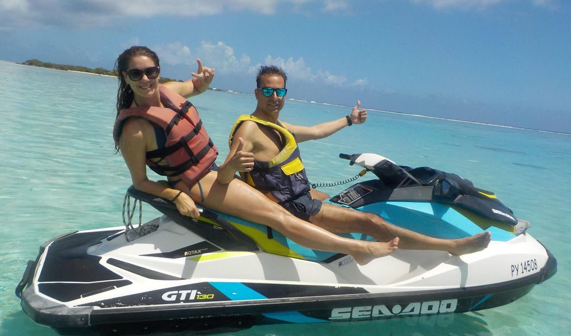 best jet ski tour in Moorea for your vacation