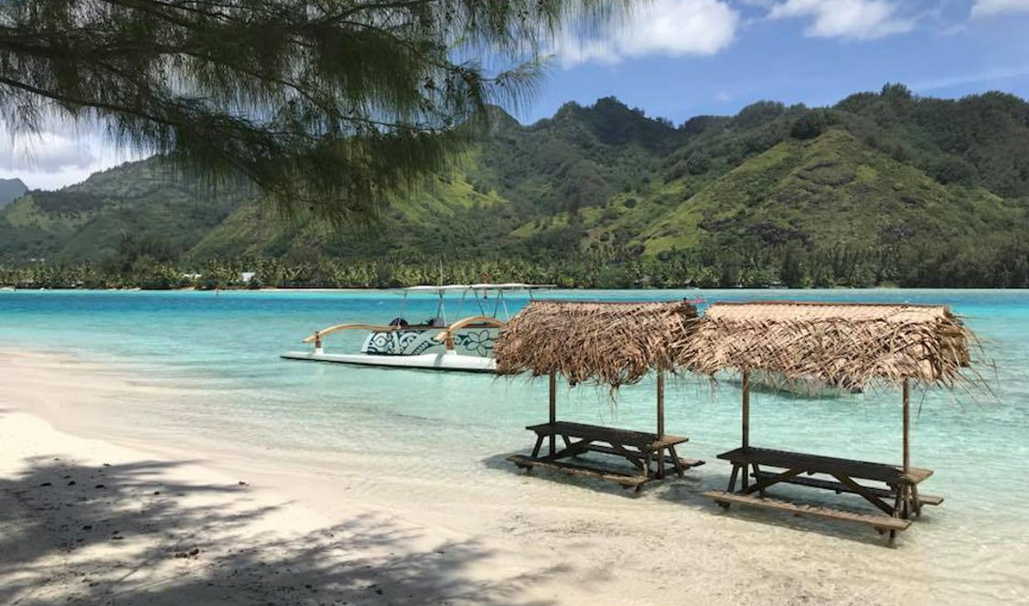 best lagoon tour in Moorea French Polynesia for your next holiday
