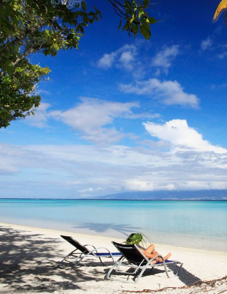 honeymoon vacation in moorea