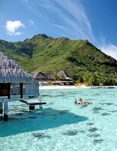 romance vacation in moorea