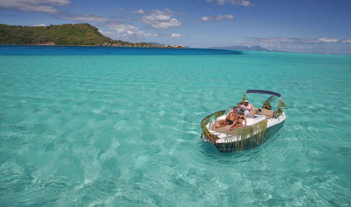 bora bora island all inclusive luxury vacation package