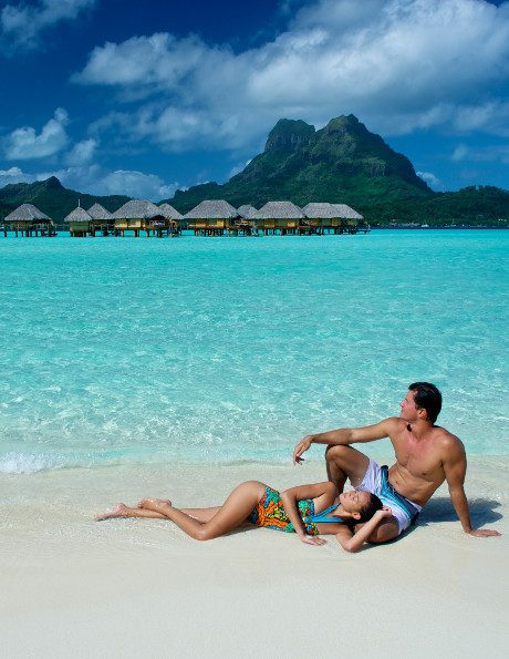 honeymoon vacation in french polynesia
