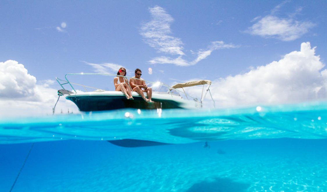 romantic tour bora bora discover the lagoon during your vacation