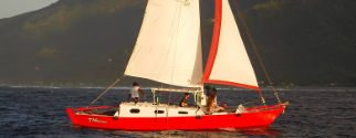 Romantic Sailing Sunset Tour