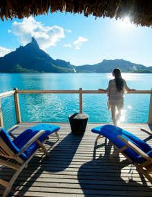 package hotel and flights tahiti bora bora luxury resort best deal no international airfare
