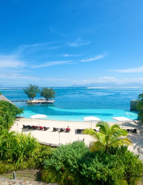 honeymoon vacation in tahiti