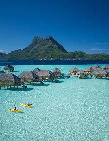 package hotel and flights tahiti moorea bora bora luxury resort best deal no international airfare